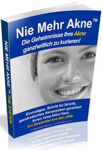 Nie mehr Akne Ebook Cover