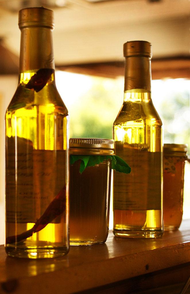 Apfelessig gegen Pickel