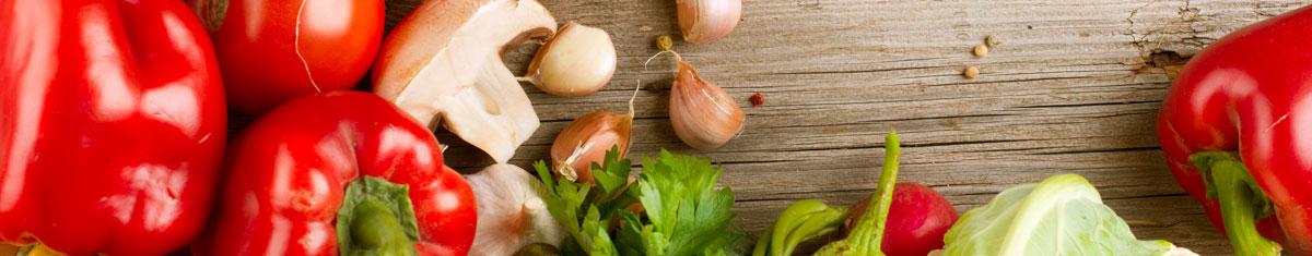 Gesunde Ernährung hilft gegen Pickel