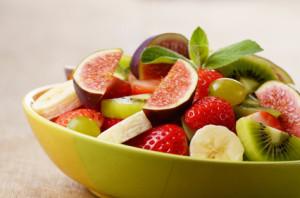 Vitamine für reine Haut