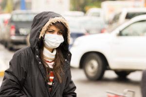 Luftverschmutzung führt nicht nur zu Atemwegsproblemen.