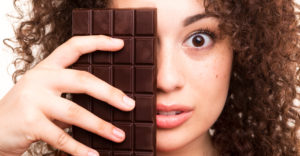 Pickel von Schokolade 1