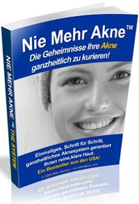 Nie mehr Akne Ebook Cover