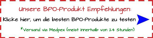 BPO - Benzoylperoxid CTA Banner