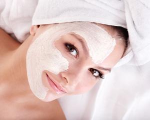Anti-Pickel Gesichtsmaske. Bildquelle: Depositphotos / poznyakov