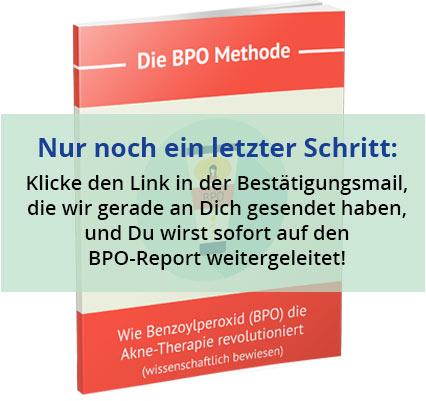 Danke Bestätigung BPO
