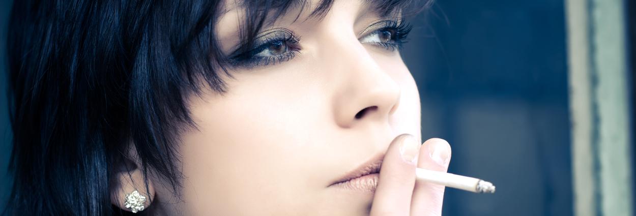 Pickel durch Rauchen, Haut Rauchen, Auswirkungen Rauchen auf die Haut